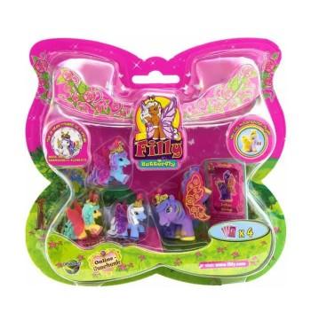 My Little Pony - Fluttershy - Cueillette De Pommes